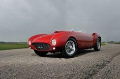 Ferrari 375mm, 1953-1954, V12-345bhp