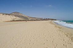 Días de playa en El Salmo, Risco del Paso y playa de la Barca en Sotavento.  Fotos de Michael Friedchen