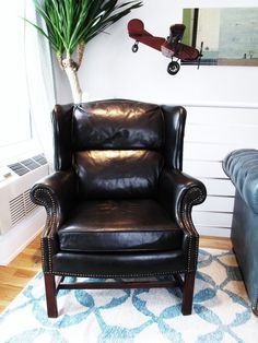 Pullman Coach Tufted Leather Club Chair | Hooker Furniture | Home Gallery  Stores | Furniture | Pinterest | Leather Club Chairs, Hooker Furniture And  ...