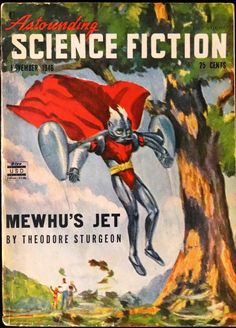 Mewhu's Jet – Pulp Covers