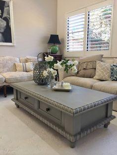 Farmhouse Coffee Table Makeover | Furniture Ideas, Furniture And Inspiration