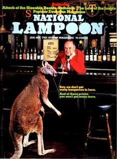 National Lampoon Magazine # 46 - January 1974 pdf Back Issues Collection Archives Download DVD Ebay