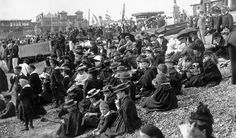 Victorian Era Beach | ... Victorian Era as you can see from this photo taken in September 1895