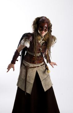 LARP costumes by Lieve Smeulders, via Flickr