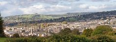 Bath from Widcombe Hill