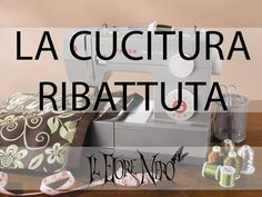 Tutorial di cucito: la cucitura ribattuta (flat-felled seam) - YouTube