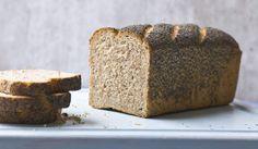 grovt speltbrød Spelt Bread, Spelt Flour, Fodmap, Orange Juice, Banana Bread, Baking, Sweet, Desserts, Food