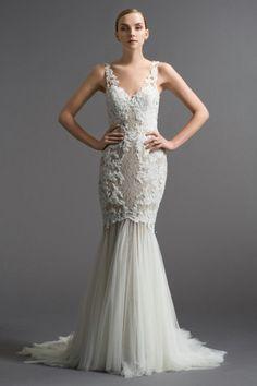 Watters Wedding Dresses - Style Cinzia 6030B