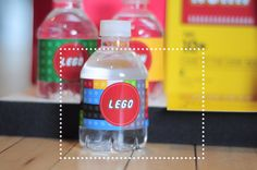 Persnickety Prints Blog: Lego Printable Party Kit