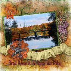 K-Joi Designs - Almost Autumn - Bridge