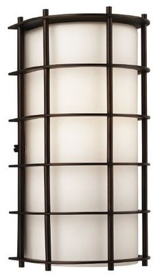 "Forecast Hollywood Hills 11"" High Bronze Outdoor Wall Light by Forecast. $142.91. Dazzle them with this eye-catching outdoor lighting wall mount from the Hollywood Hills Collection. Star power fixture comes in a Roman bronze finish with etched white opal glass. By Forecast Lighting."