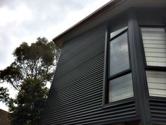 Metal Wall Cladding Project In Highton Completed By True Blue Roofing Pty  Ltd
