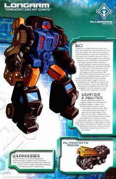 Transformers Universe - Gallery: Longarm