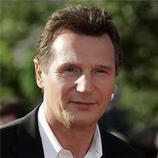 I'm married; but this is my one allowed crush. Swoon! Ooo, and the voice Liam Neeson has- yum!