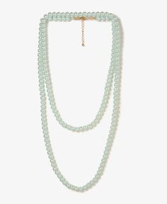 Lustrous Pearlescent Necklace | FOREVER21 - 1025427056