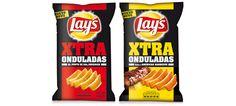 Lay's, marca de batatas fritas do grupo PepsiCo, volta a revolucionar o mundo dos snacks com o lançamento das novas Lay's XTRA onduladas: as irresistíveis batatas Lay's agora com ondas únicas, com mais sabor e mais crocantes.