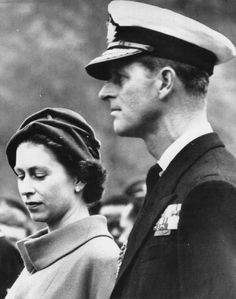 """elizabethii: """"The Queen and Prince Philip during a tribute to war dead in Arlington national cementery. Hm The Queen, Royal Queen, Save The Queen, King Queen, Young Prince Philip, Prins Philip, Charlize Theron Style, Queen Sirikit, Queen Elizabeth"""