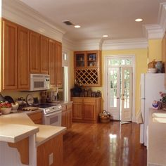 Southern style Kitchen | Plan 024D-0061 | House Plans and More