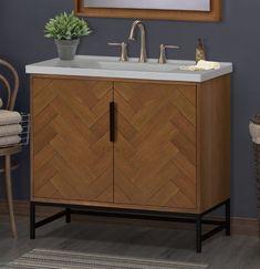Keenan collection bath vanity from Sagehill Designs Bath Vanities, Pinterest Board, Kitchen And Bath, Vanity, Collection, Design, Dressing Tables, Powder Room, Bath Accessories