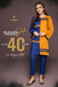 Simple Pakistani Dresses, Pakistani Fashion Casual, Pakistani Dress Design, Stylish Dresses For Girls, Stylish Dress Designs, Casual Dresses, Frock Fashion, Women's Fashion Dresses, Girls Frock Design