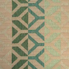 Tissu velours Collins vert