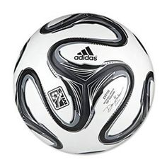 adidas MLS Top Training Soccer Ball (2014)