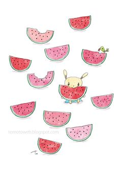 tomoto: Watermelon Paradise