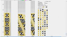 14 around tubular bead crochet rope pattern Bead Crochet Patterns, Peyote Patterns, Beading Patterns, Spiral Crochet, Bead Crochet Rope, Beaded Crochet, Crochet Beaded Bracelets, Beaded Jewelry, Crochet Necklace