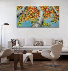 Uno de la misma clase arte.  Original pintura, uno-de-uno-bueno, 100% pintado a mano sobre lienzo de lino. Recubierta con una capa de barniz del lustre semi. Pinturas gruesas pincelada libre, estilo expresionista impasto, tonos delicados de color, creando una ilusión visual surrealista profunda, reflexiva. Los colores son brillantes y llenos de capas, brillan como el punto focal de una habitación. Se ve tranquilo. Calma tu mente, un toque cálido como una decoración del hogar para la vida…