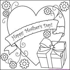 happy mothers day coloring pages for kids mothers day coloring sheets coloring pages for kids