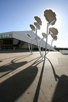 Solar Tree by Ross Lovegrove for Artemide | Design with love