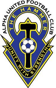 Logos Futebol Clube: Alpha United Football Club