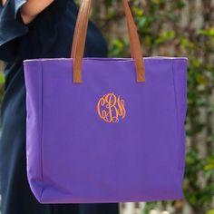 Purple Monogrammed Tote Bag in Team Colors / Game Day Bags / Game Day Totes / Game Day Tote Bags / Team Color Bags / Team Color Tote Bags / Personalized Tote Bag / Personalized Tote Bags / Monogrammed Tote Bags / Monogram Tote Bags / Monogram Tote Bag / Monogrammed Totes / Monogram Totes / Monogrammed Bags / Tailgate Bag / Tailgate Tote / Tailgate Totes / Tailgate Bags / Monogrammed Tailgate / Purple Bags / Purple Bag / Purple Totes / Purple Tote Bags / Purple  Tote Bag / Purple Monogram Bag