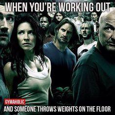 Your partner gym meme when funny