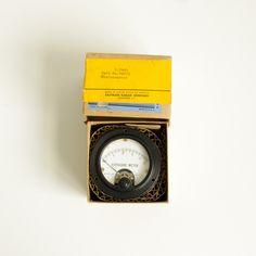 Vintage Kodak Microammeter In Original Box - Eastman Kodak by ThisCharmingManCave on Etsy