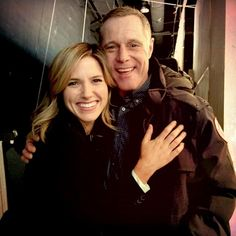 Jason Beghe and I are working late tonight! We miss you guys. #ChicagoPD #FightForAntonio #livetweet