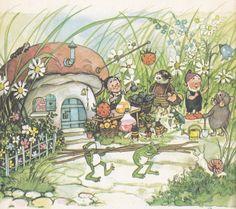 Die Wichtelsteiner / Der grosse Reichtum / Bild 13 by micky the pixel, via Flickr