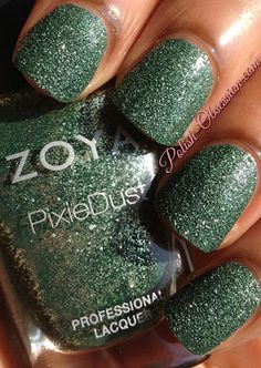 @Zoya Zinger Zinger Nail Polish Chita