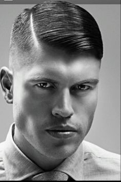 Hair is blended, no lines. This is the way hair is supposed to be cut Undercut Hairstyles, Boy Hairstyles, Short Hair Cuts, Short Hair Styles, Hair Designs For Men, Look Man, Haircuts For Men, Men's Haircuts, Moustaches