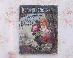 garden sign – Etsy CA
