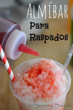 Sweet y Salado: Snow Cone Syrup Budget Meal Prep, Budget Meal Planning, Snow Cone Syrup, Snow Cones, Raspados Recipe, Passion Fruit Syrup, Snow Ice Cream, Meals For Four, Incredible Edibles