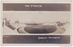 RP: The Stadium , Syracuse University , New York , PU-1908 - Delcampe.com
