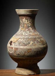 Hu, Chine, dynastie des Han occidentaux (206 BCE - 6 CE)