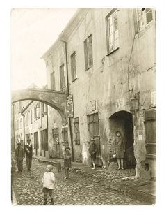 Vilna, Lithuania circa 1910