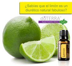 #doTERRA #Limón #aceites #esenciales