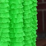 Ruffle Fabric - Home Page. This site has ruffle fabrics and elastic bands that are hard to find in stores. Ruffle Fabric, Ruffle Skirt, Ruffles, Sewing Hacks, Sewing Projects, Sewing Ideas, Raw Color, Green Highlights, Mean Green