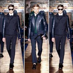 Valentino Fall 2013 Menswear Collection