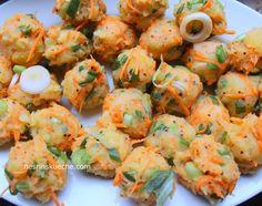 Kartoffelbällchen mit Joghurtsoße #recipe #spezialitaet #rezept #food #tuerkisch