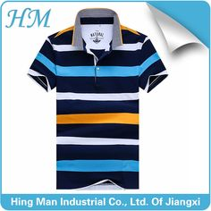 Check out this product on Alibaba.com App:Hot sale mens fashion polo t shirt striped print 100�otton t shirt wholesale https://m.alibaba.com/zyQjim