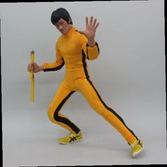 """45.00$  Buy here - http://ali07z.worldwells.pw/go.php?t=32704853852 - """"1/6 scale figure doll clothes male Bruce Lee Kung Fu suit for 12"""""""" Action figure doll accessories not include doll and other 1486"""""""